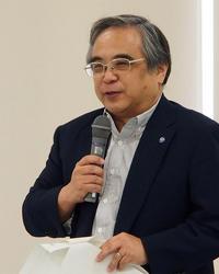 三成 賢次 大阪大学経営企画オフィス長 / 総合計画、評価、施設担当理事・副学長