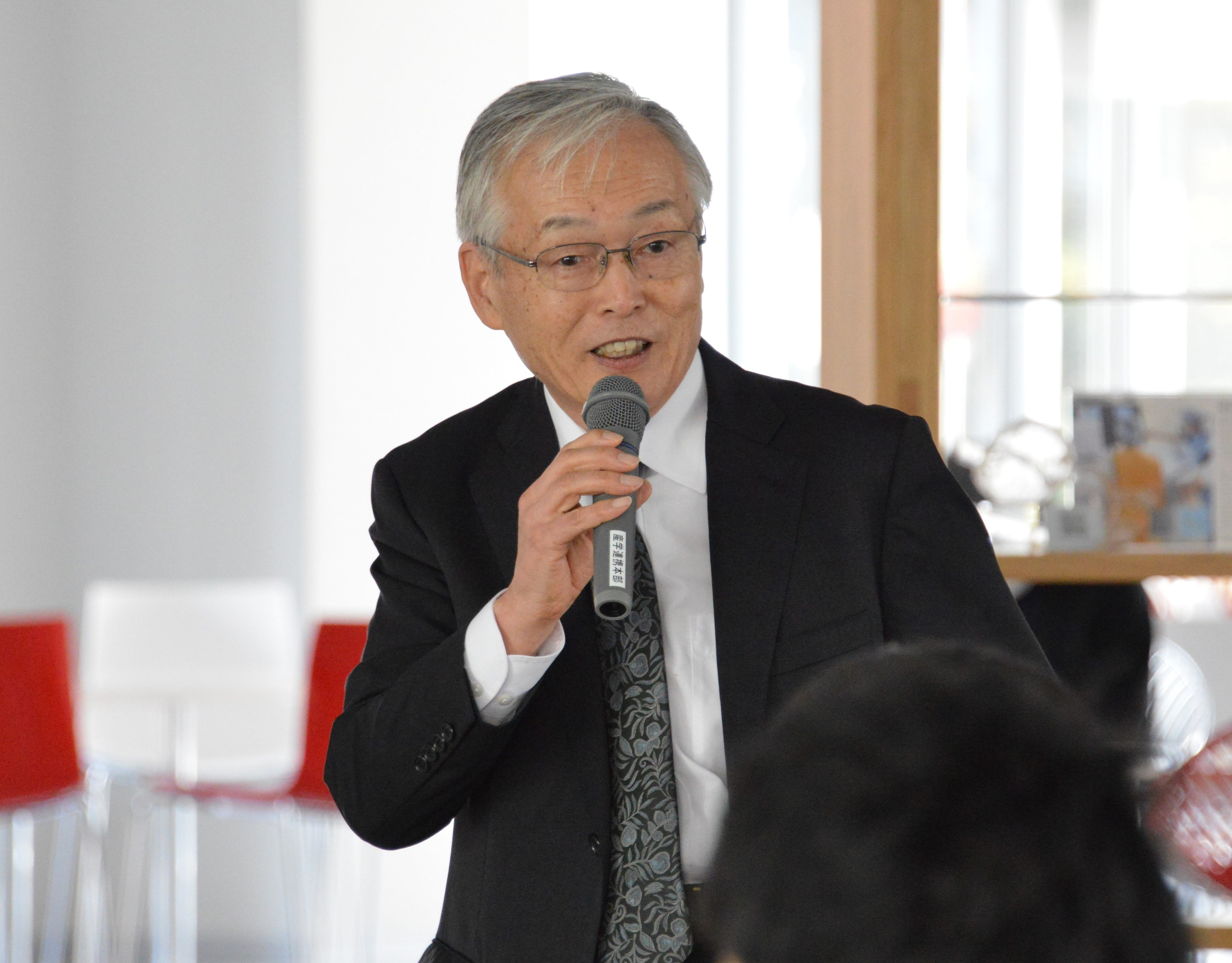 池田先生挨拶
