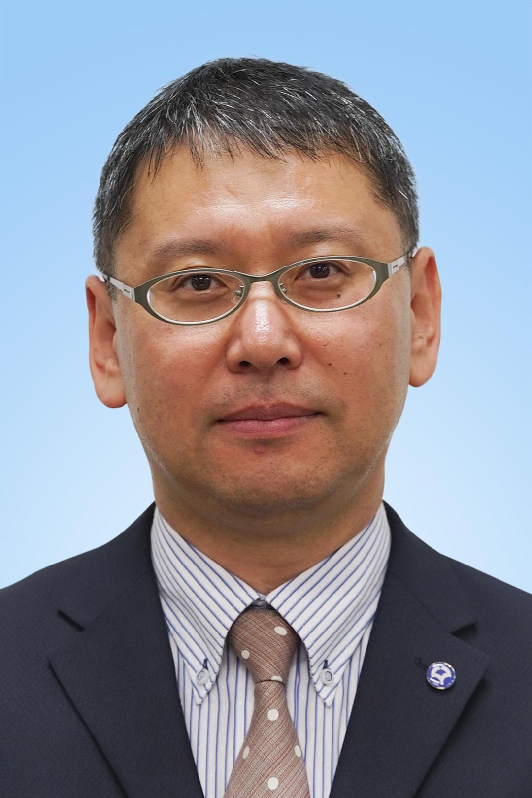 尾上 孝雄 大阪大学理事・副学長(研究、情報推進、図書館担当)